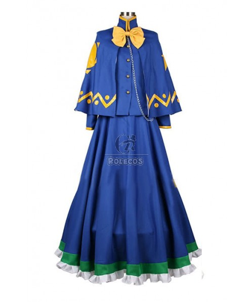 Touhou Project Mima Cosplay Costume Custom Made