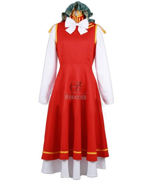 Touhou Project Chen Cosplay Costume Custom Made