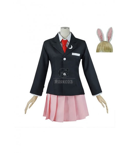 Touhou Project  Reisen Udongein Inaba Cosplay Costume Custom Made
