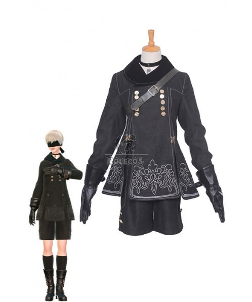Video game Nier: Automata Game Yohar 9-s Type S Cosplay Costumes