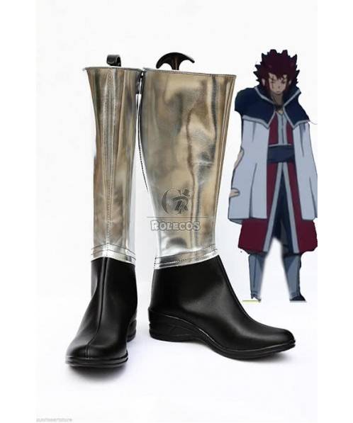 Fairy Tail Kebula Cosplay Shoes Customized Boots