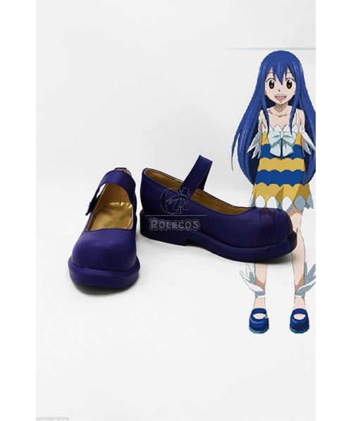 Fairy Tail Cosplay Shoes Boots - Wendy