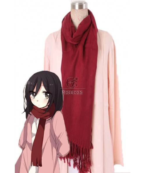 Attack On Titan For Mikasa Ackerman Childhood Suit With A Bright Color
