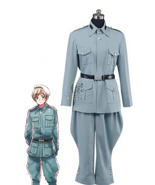 Axis Powers Hetalia Finland Outfits Cosplay Costume