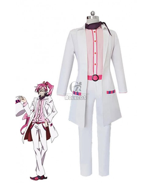 Servamp Belkia Customized Anime Cosplay Costumes