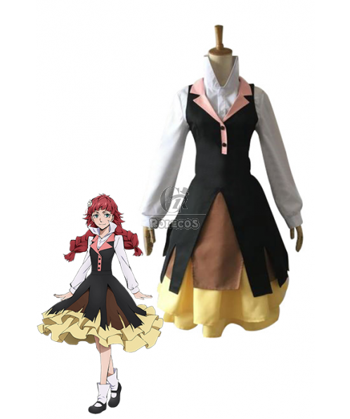 Bungou Stray Dogs Lucy Maud Montgomery Anime Cosplay Costumes