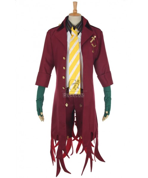 Blue Exorcist / Ao no Exorcist King of Earth Amaimon Cosplay Costume in Any size