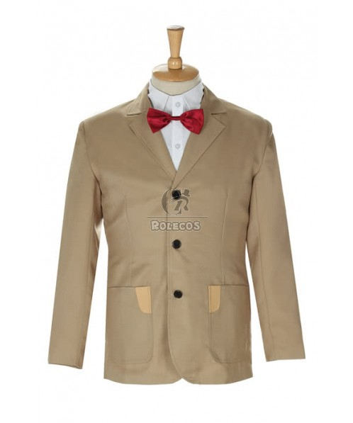 Doctor Who 11th Doctor Cosplay Costume