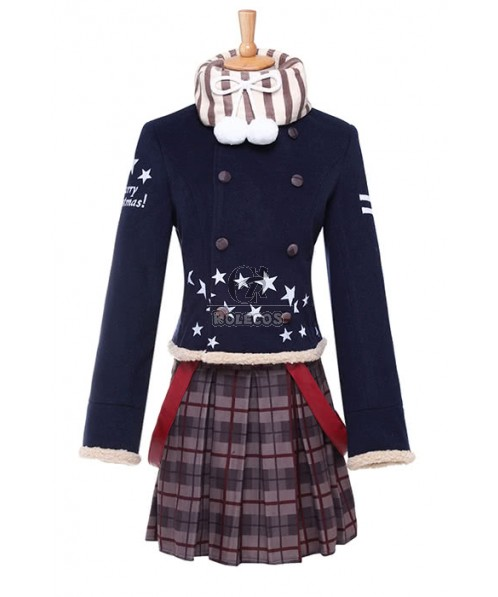 Love Live! Maki Nishikino Winter Cosplay Costume