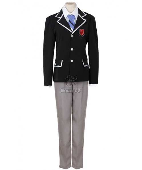 Date A Live Itsuka Shido Cosplay Costume With Suit And Pants