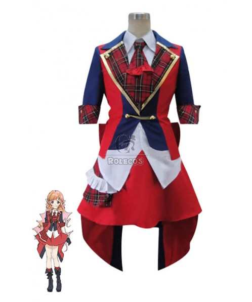 AKB0048 The 8th Kojiharu Cosplay Costume