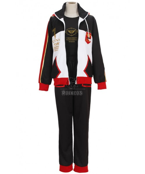 Master-Hand Huang Shaotian  Cosplay Costume