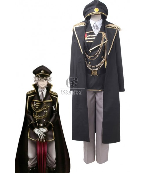 K Project K Return of Kings Isana Yashiro Uniform Cosplay Costume