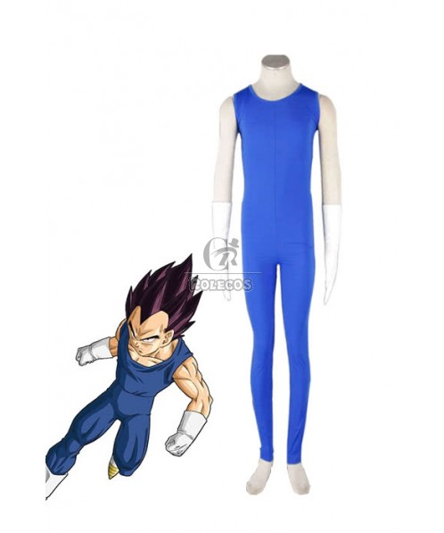 Dragonball Kai Vegeta 2nd Version Cosplay Costume