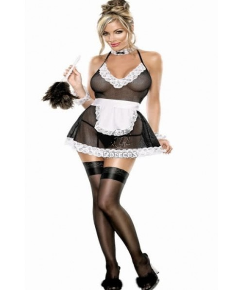 Sexy Chamber Maid Lingerie Costume
