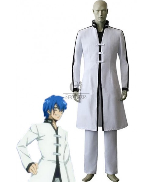 Fairy Tail Jellal Fernandes Cosplay Costumes