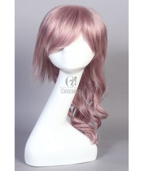 55CM Long Fashion Lightning Farron Cosplay Wig Special Color
