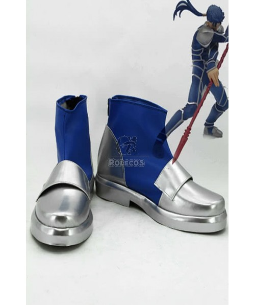Fate Stay Night Lancer Cosplay Shose Any Size