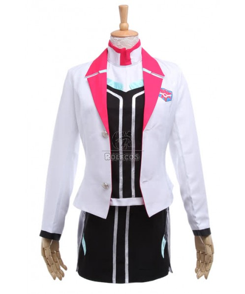 The Asterisk War Julis-Alexia von Riessfelt Anime Cosplay Costumes GC160B-M