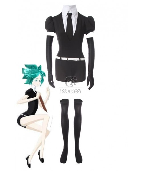 Land of the Lustrous Houseki no Kuni The Entire Personnel Cosplay Costumes