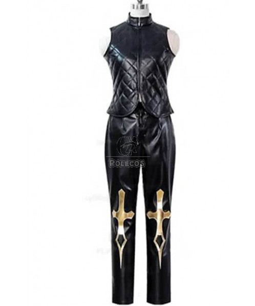 Custom-Made Misa Cosplay Costume For Death Note Mello
