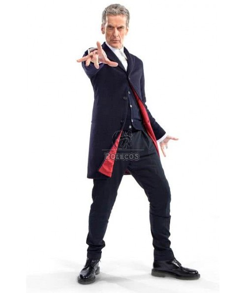 Docter Who Peter Capaldi Cosplay Costumes