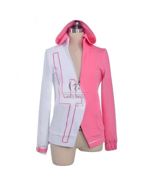 Kagerou Project Hoodie Pink&white Custom Made
