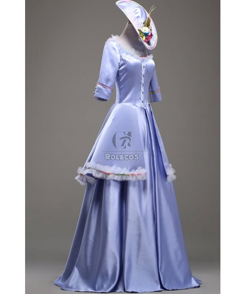 Grace Gothic Victorian Dress Cosplay Costume