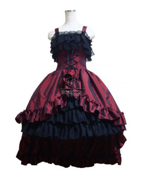There Color For Your Select Gothic Victorian Dress