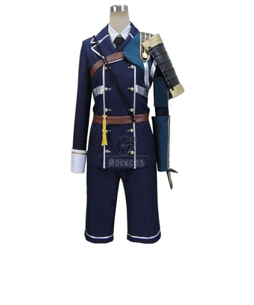 Flurry Sword Uniform Cosplay Costume For Game