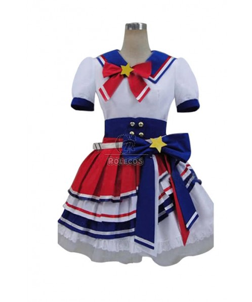 Puripara Dorothy West Cosplay Costume