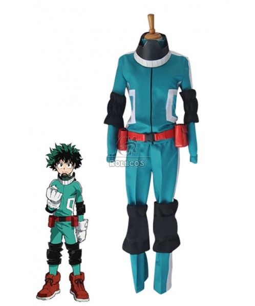 BNHA MHA Izuku Midoriya Anime Cosplay Costumes Battle Costumes