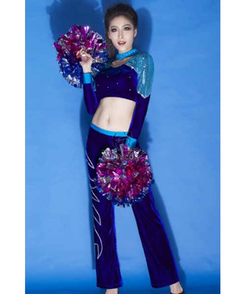 With Special Design Cheerleader Girl Costumes Cosplay