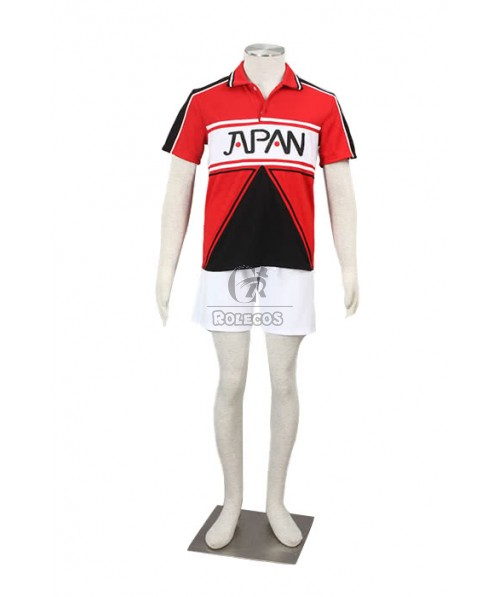 The Prince Of Tennis Japanese Anime Cosplay Costume Men Suits