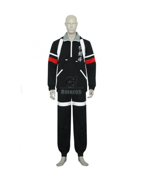 The Prince Of Tennis Fudomine Cosplay Costume