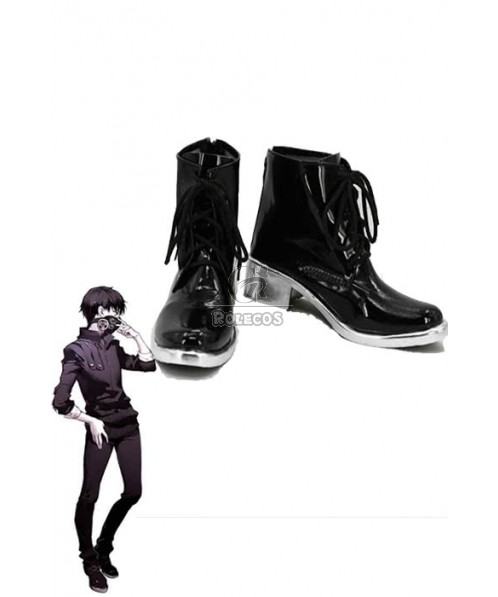 Tokyo Ghouls Ken Kaneki Cosplay Boots Anime Fans Cosplay Customized Shoes