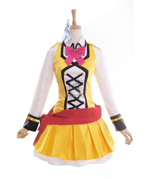 Love Live! Snnny Day Song Umi Sonoda Anime Cosplay Costumes Theatrical Version Stage Dresses