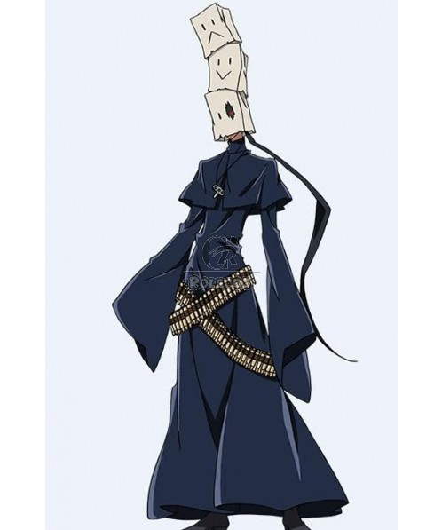 Servamp Jeje Customized Anime Cosplay Costumes