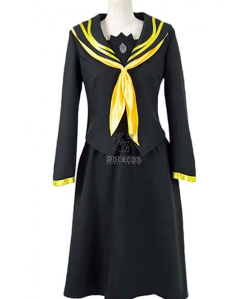 Twin Star Exorcists Benio Adashino Anime Cosplay Costumes Students Uniforms