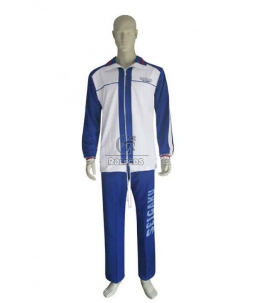 The Prince of Tennis School Uniform Cosplay Costume