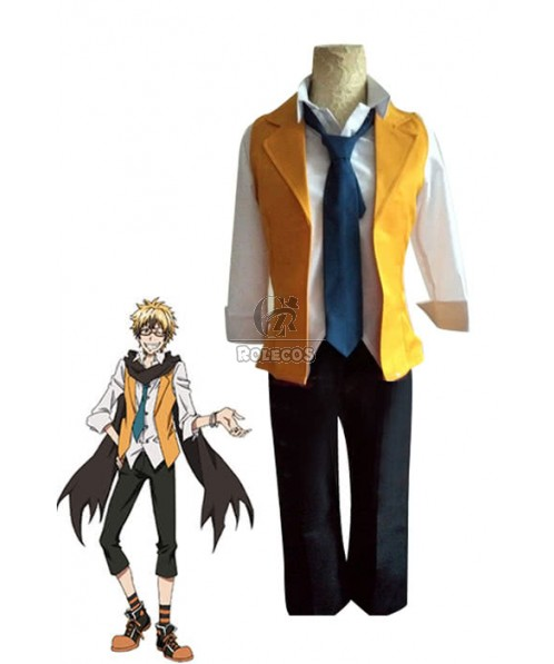 Servamp Lawless Customized Anime Cosplay Costumes
