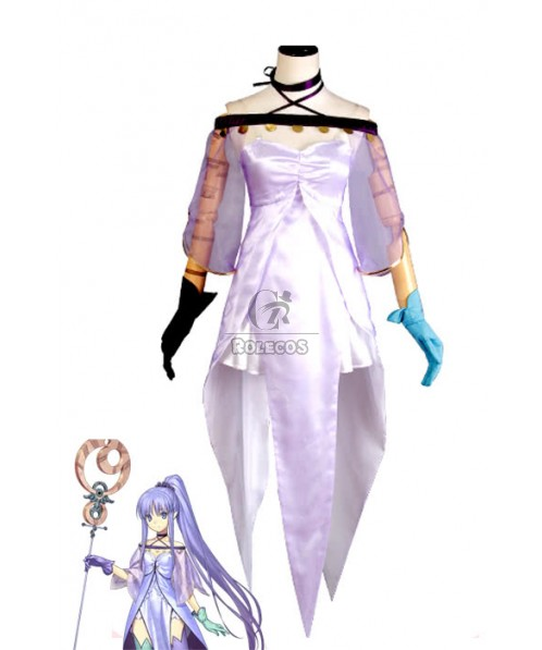 Fate/Grand Order Caster Medea Lily Cosplay Costume Dress