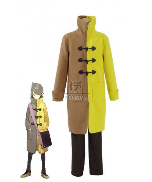 Occultic;Nine Yūta Gamon Cosplay Costumes Daily Uniforms Outfits