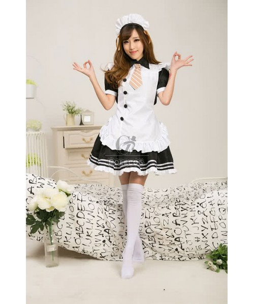 Cute Anime Love Live Cosplay Costume For Kousaka Honoka