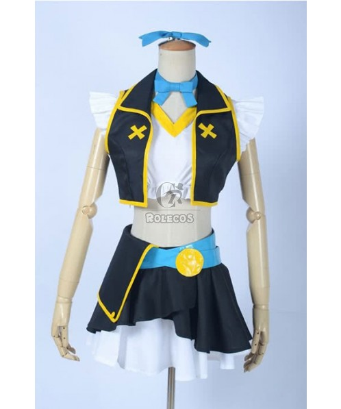 Love Live! School Idol Project Ayase Eli No Brand Girls MV Cosplay Theatrical Costume