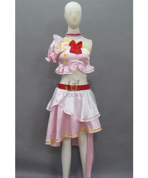 Love Live! Music start!! Koizumi Hanayo Dress Cosplay Costume