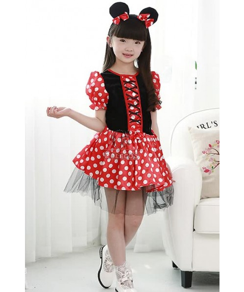 Halloween Party Costume Lovely Mickey Mouse For Children