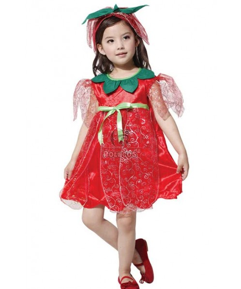 Halloween Party Lovely And Cute Cosplay Costume For Children