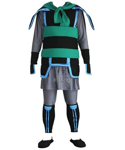 Customized Cosplay Costume For Kingdom Hearts Mulan