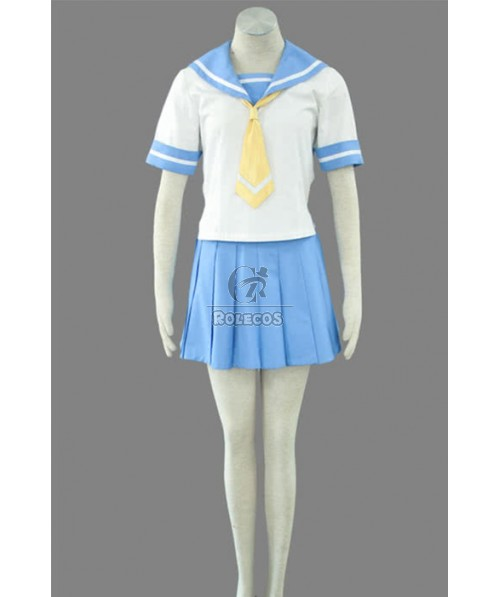 When They Cry Ryuuguu Reina Sailor Cosplay Costumes